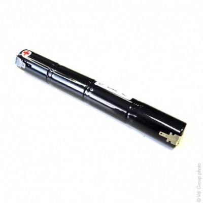 Batterie eclairage secours 4x SC VNT 4S1P ST4 4.8V 1600mAh FAST