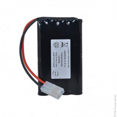 Batterie Nicd 8x AA NX 8S1P ST5 9.6V 700mAh Tamya