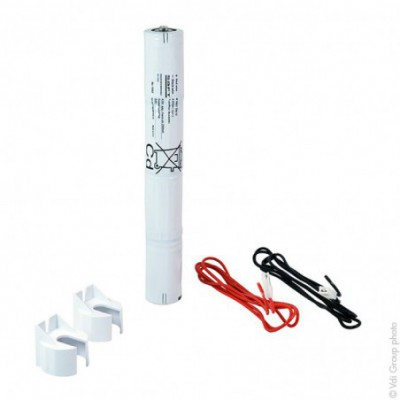 Batterie eclairage secours 4 VNT DH U 4.8V 4Ah