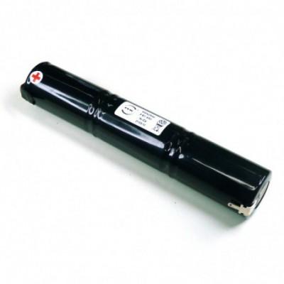 Batterie eclairage secours 3x D 3S1P ST4 3.6V 4Ah FAST