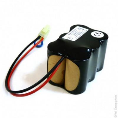 Batterie medical ST2-SG-FC 7.2V 1.9Ah