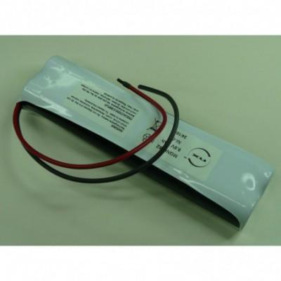 Batterie Nicd  9.6V 2000 mAh Fils