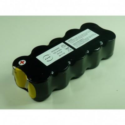 Batterie Nicd 10x 1-2D 10S1P ST2 12V 2500mAh T2