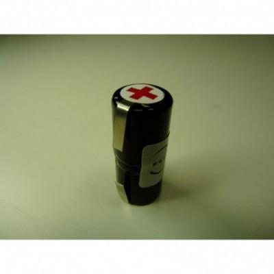 Batterie NiCd 2x 1-3AA NX 2S1P ST4 2.4V 150mAh T2