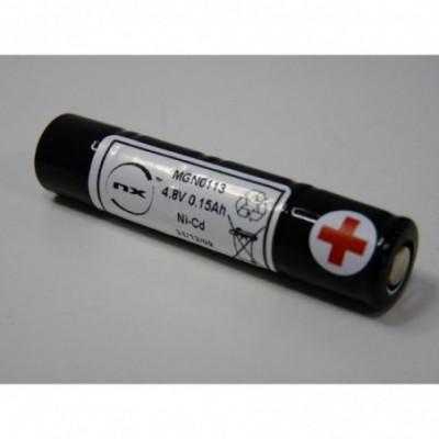 Batterie Nicd 4x 1-3AA NX 4S1P ST4 4.8V 150mAh S