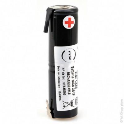 Batterie Nicd 2x SC HT 2S1P ST4 2.4V 1.6Ah Fast