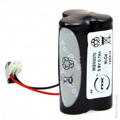 Batterie Nicd 3x AA NX 3S1P 3.6V 0.7Ah