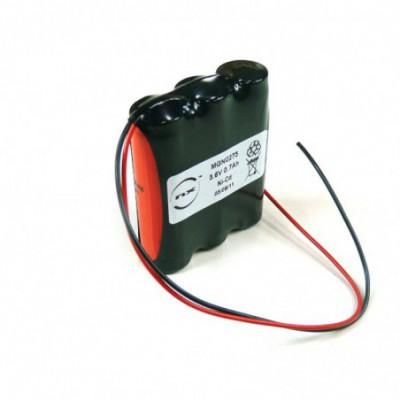 Batterie Nicd 3x AA VRE 3S1P ST1 3.6V 0.7Ah Fil
