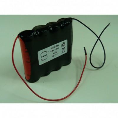 Batterie Nicd 4x AA VRE 4S1P ST1 4.8V 700mAh F150