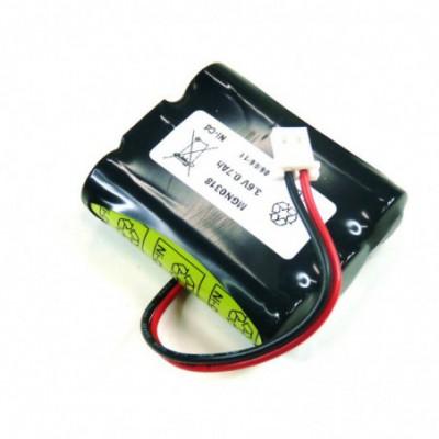 Pack NiCd 3.6V 700mAh ST1-SG ASCOM EFT20  EXM