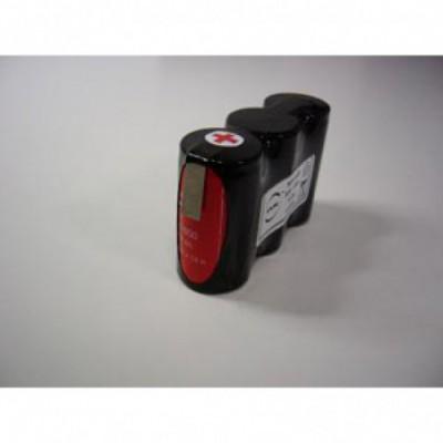 Batterie Nicd 3x SC HD 3S1P ST1 3.6V 2Ah HBL