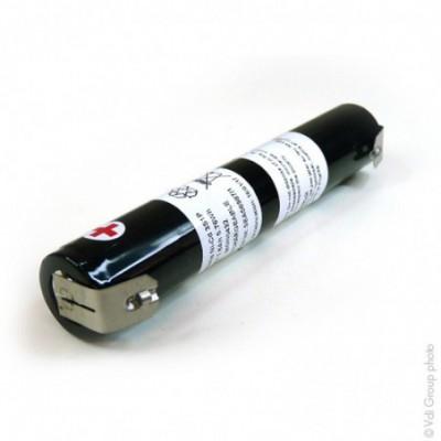 Batterie Nicd 3x SC NX 3S1P ST4 3.6V 1.6Ah T2