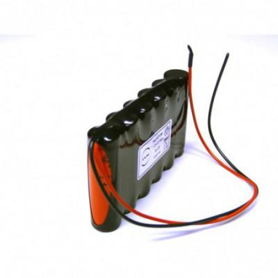 Batterie Nicd 6x AA VRE 6S1P ST1 7.2V 700mAh F200