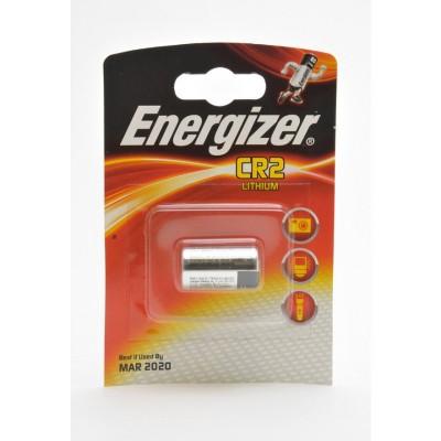 Pile lithium blister CR2 Energizer 3V 800mAh