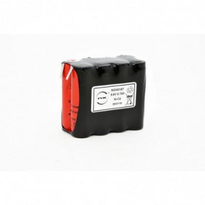 Batterie Nicd 8x AA 8S1P ST2 9.6V 700mAh T2