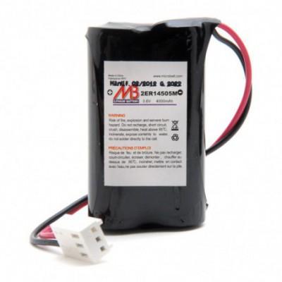 Batterie systeme alarme BATLI05 MB 3.6V 3.6Ah
