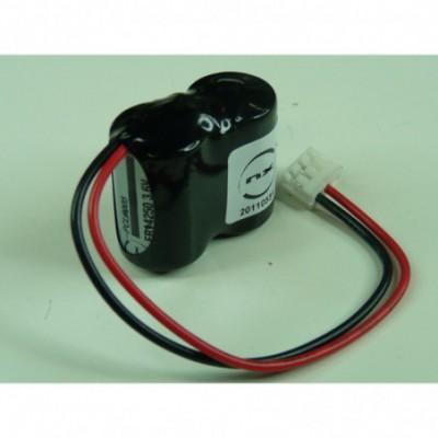 Batterie lithium 2x1-2AA 2S1P ST1 BL1 7.2V 1.2Ah EHR