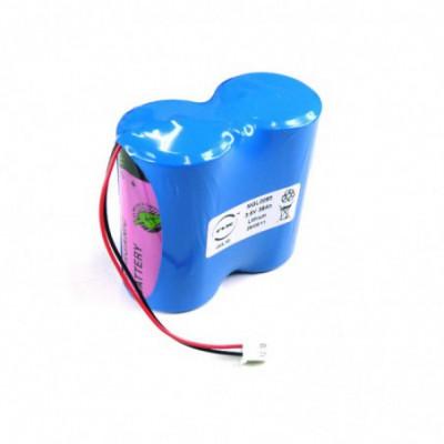 Batterie lithium 2x D SL2780 1S2P ST1 3.6V 38Ah JST