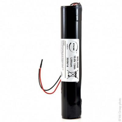 Batterie lithium 3x D LSH20 3S1P ST4 10.8V 13Ah F250
