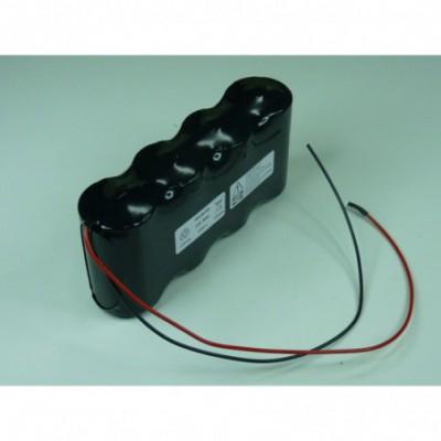 Batterie lithium 4x D LSH20 1S4P ST1 3.6V 56Ah Fils