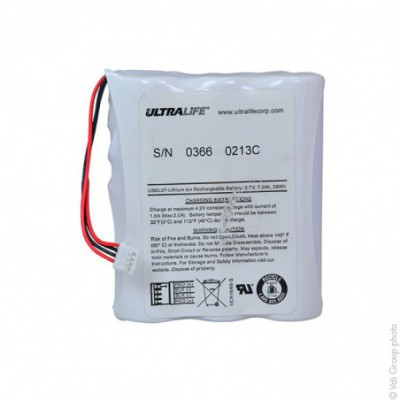 Batterie Li-Ion 1S3P UBBL07 3.7V 7.2Ah