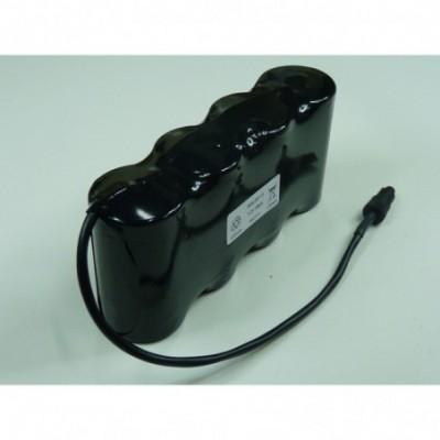 Batterie lithium 4 ER34615M-6530 7.2V 29Ah