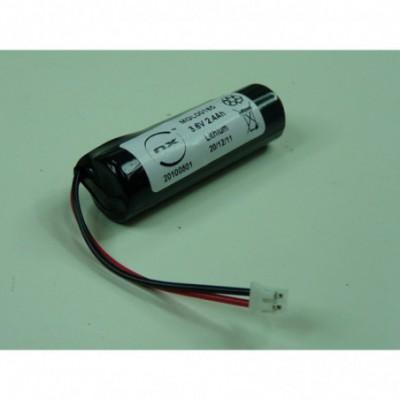 Batterie lithium ER14505H AA 3.6V 2.7Ah PHR2