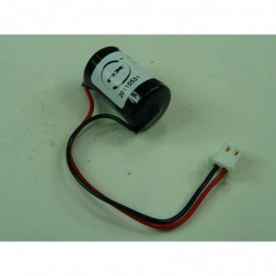 Batterie lithium 3.6V 1200mAh JST