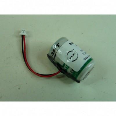 Batterie lithium LS14250 1-2AA 3.6V 1Ah JST