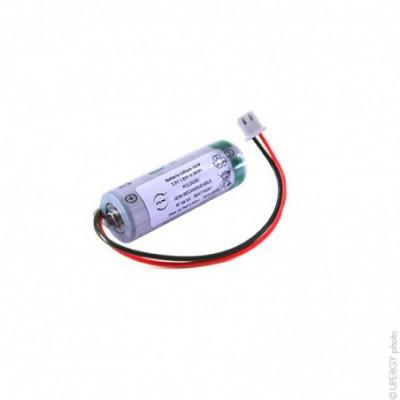 Pile lithium LS17500 A F100 3.6V 2.6Ah Molex