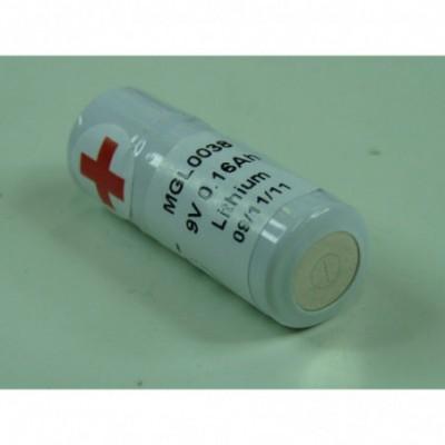 Batterie lithium 3x CR1-3N 3S1P ST4 9V 160mAh S