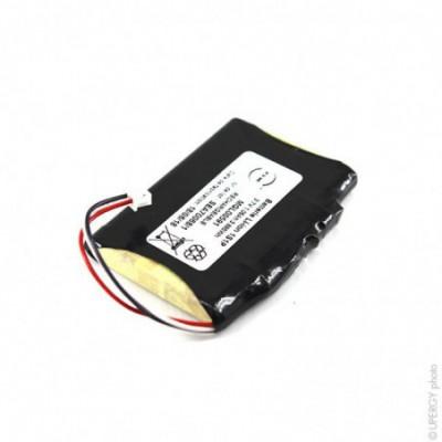 Batterie Li-Ion 1x  523450 1S1P  ST1 3.7V 1050mAh Molex