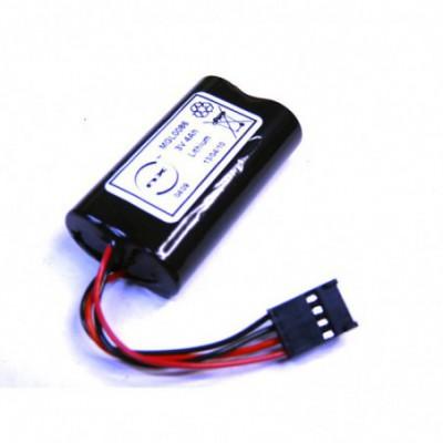 Batterie automate 2x AA CR 2x1S1P ST1 2x 3V 2Ah HE13