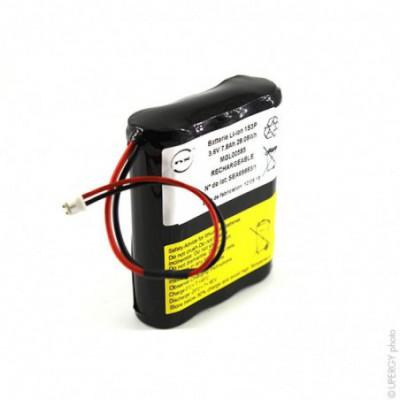 Batterie Li-Ion 3x 18650 1S3P  ST1  UN38.3 3.6V 7.8Ah JST