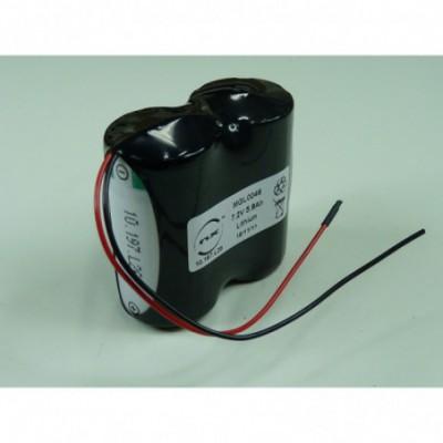 Batterie lithium 2x C LSH14 2S1P ST1 7.2V 5.8Ah F100