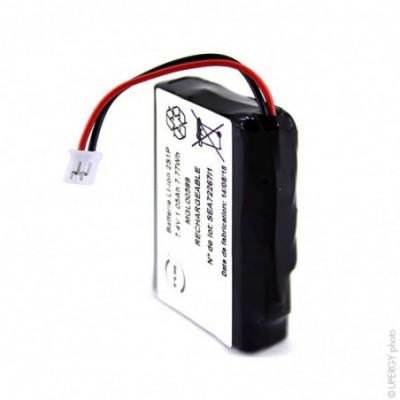 Batterie médicale Proteor kéo 7.2V 1.05Ah JST