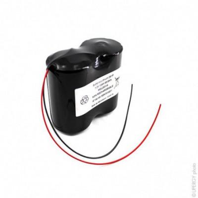 Batterie lithium 2x D LSH20 2S1P ST1 7.2V 13Ah F