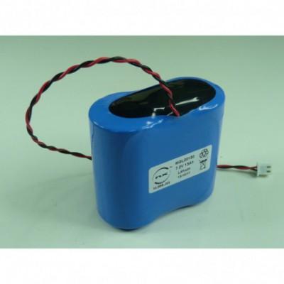 Batterie lithium 2x D LSH20 2S1P ST1 7.2V 13Ah JST
