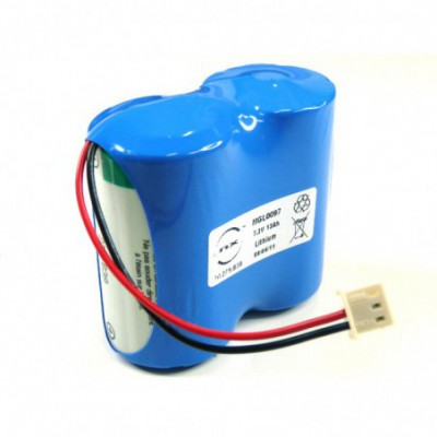 Batterie lithium 2x D LSH20 2S1P ST1 7.2V 13Ah Molex