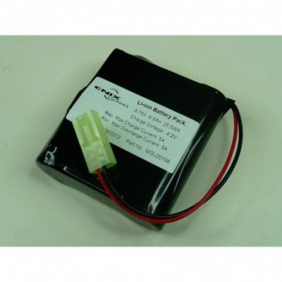 Batterie Li-Ion BALISE GPS NOKIA 3.75V 6.8Ah