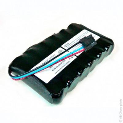 Batterie Li-Ion Reihe Molex Stecker 7.2V 7.8Ah MOLEX