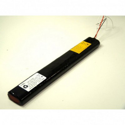 Battery Pack Lithium 4S2P ICR-18650S 14.8V 5.2Ah