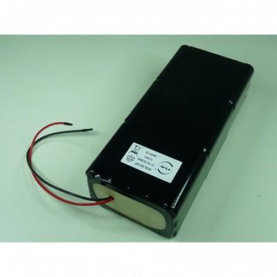 Batterie Li-Ion 39x 18650 3S13P ST5 10.8V 33.8mAh F200