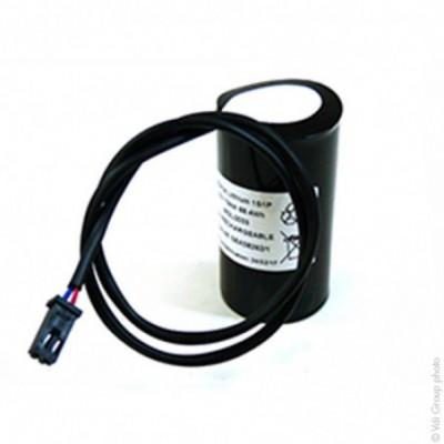 Batterie lithium MINICOR 200 SG- 3.6V 16.5Ah FC