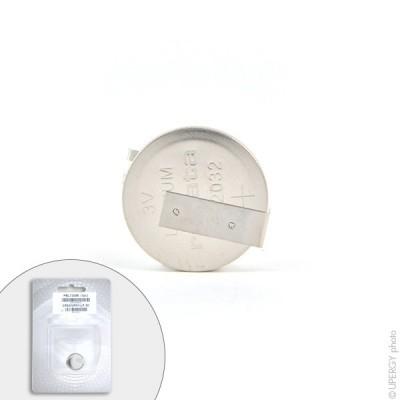 Pile bouton lithium blister CR2032FH1-LF RENATA 3V 225mAh