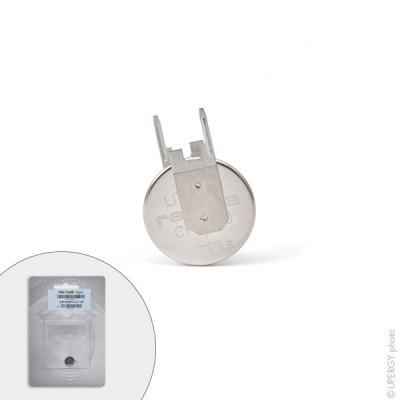 Pile bouton lithium blister CR1220FV-LF RENATA 3V 38mAh