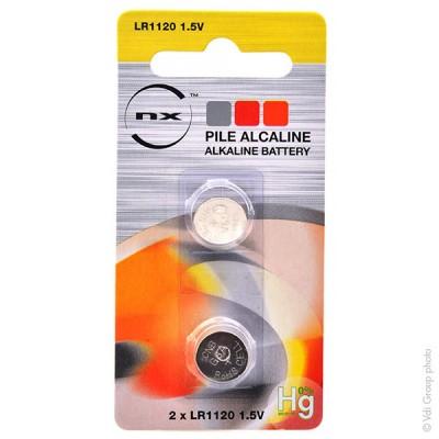 Pile alcaline 1x LR9 1S1P 1.5V 190mAh P2