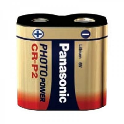 Pile lithium blister CRP2P 6V 1.4Ah