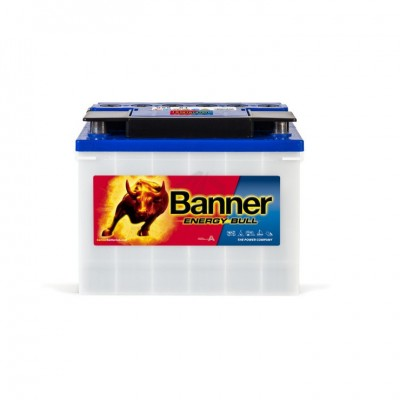 Batterie Décharge Lente BANNER 95551 12V 72Ah