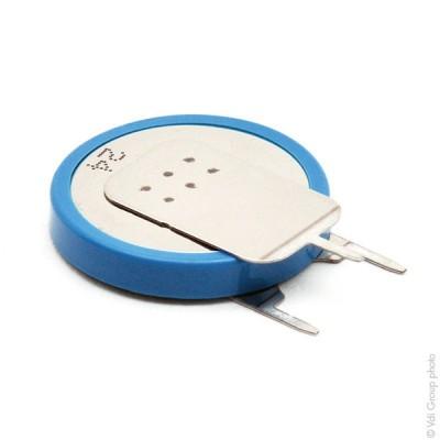 Pile bouton lithium blister CR2032 SLF VARTA 3V 230mAh